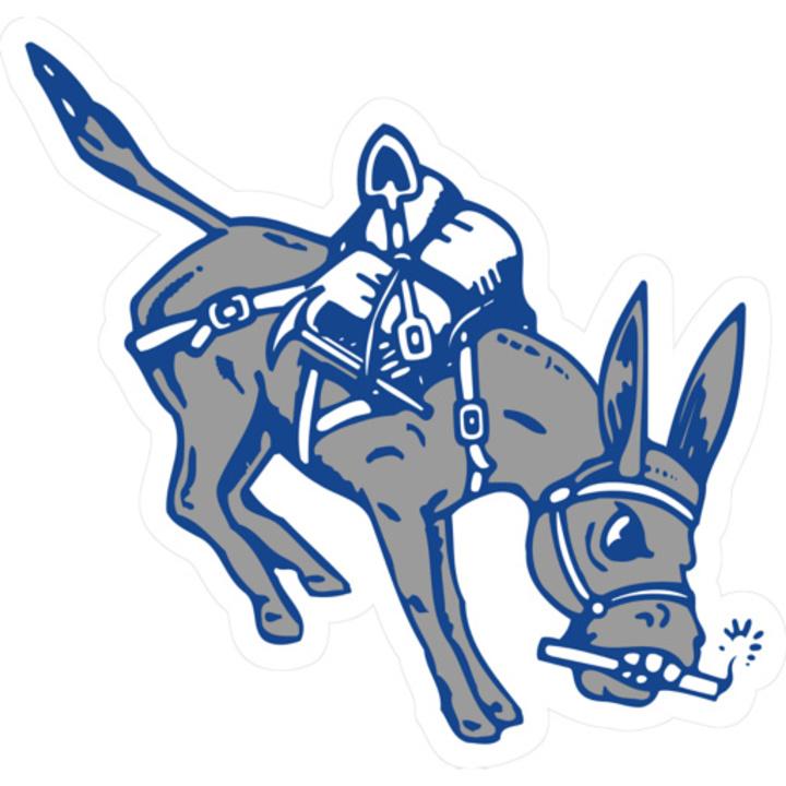 Colorado School of Mines mascot