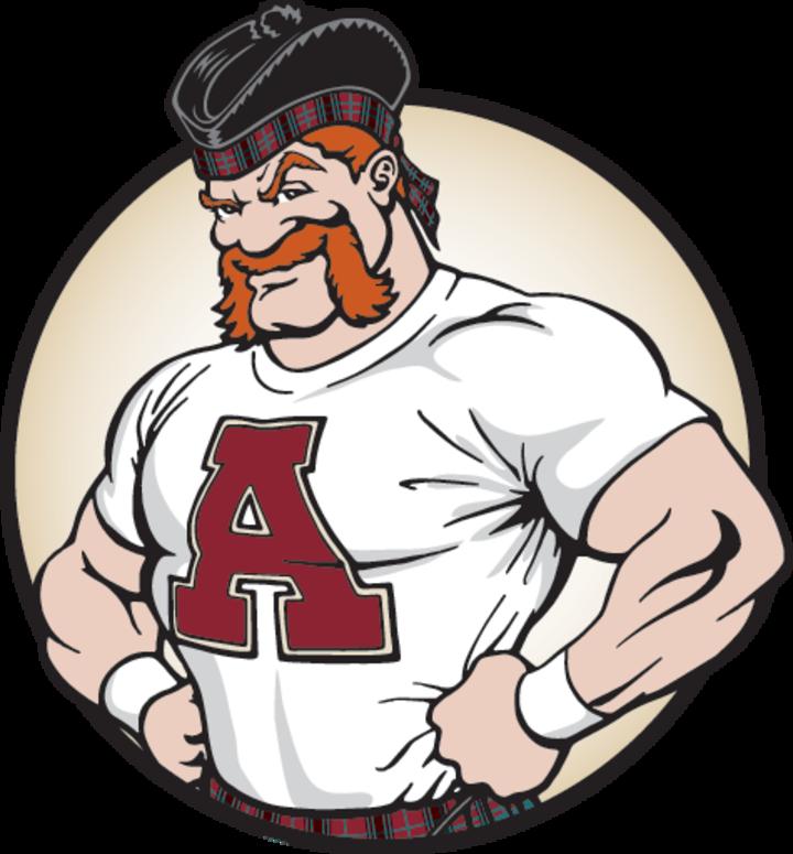 Alma College mascot