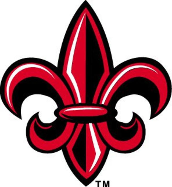 University of Louisiana Lafayette mascot