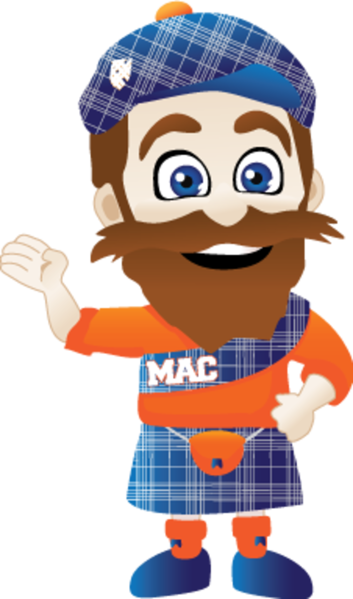Macalester College mascot