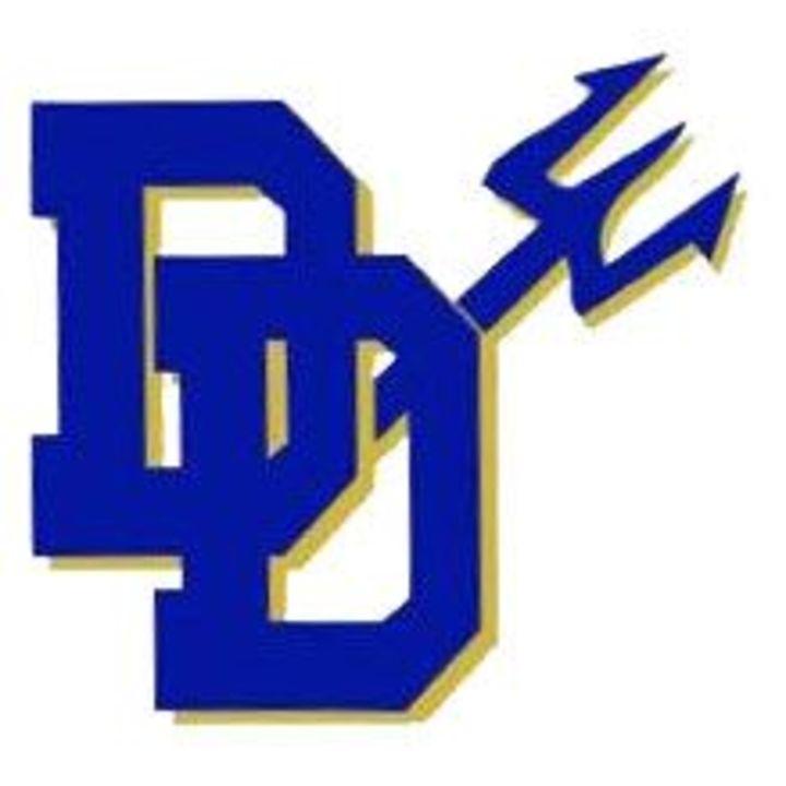 Dibble High School mascot