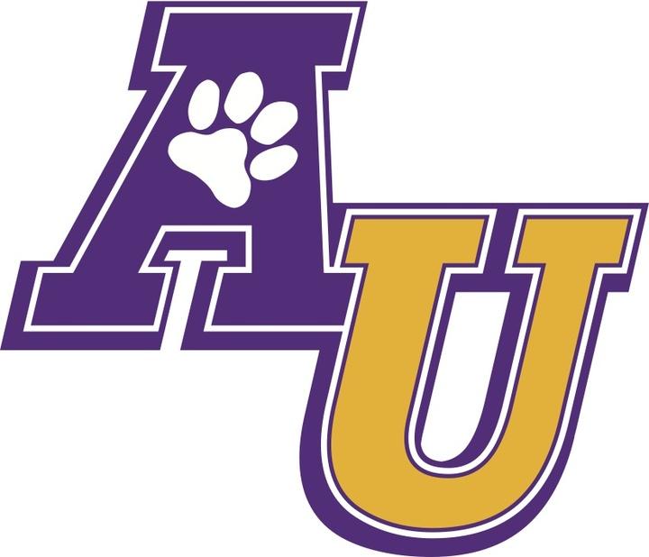 Ashford University mascot