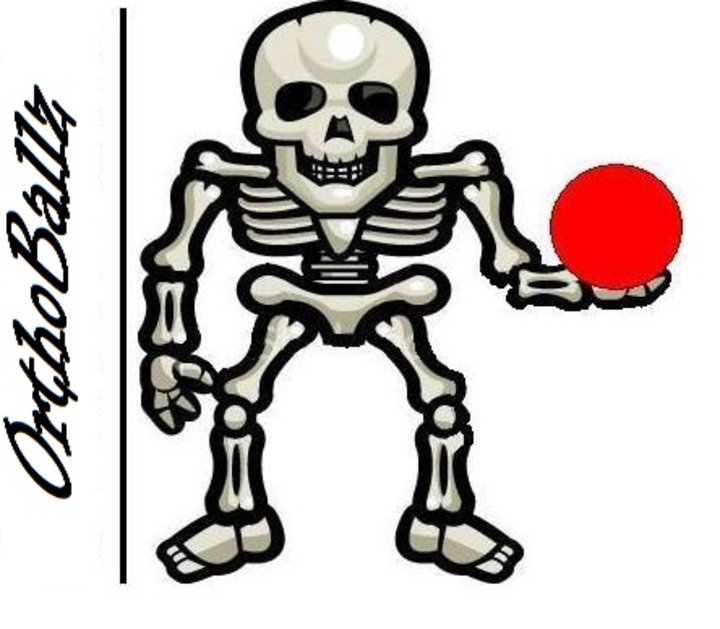 Orthoballz mascot