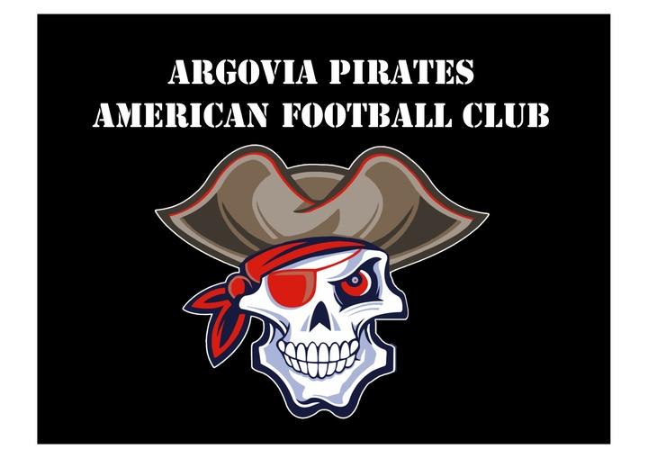 Argovia Pirates mascot