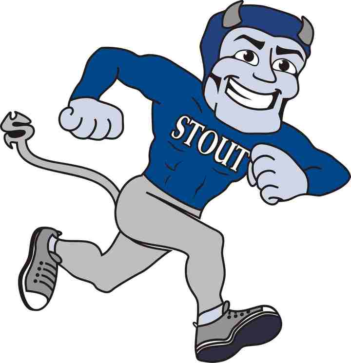 University of Wisconsin-Stout mascot