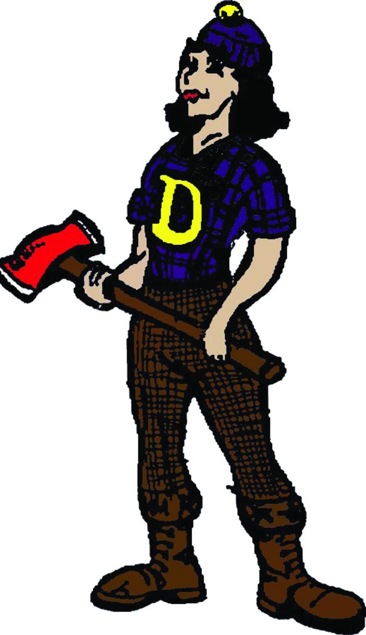 Drummond High School mascot
