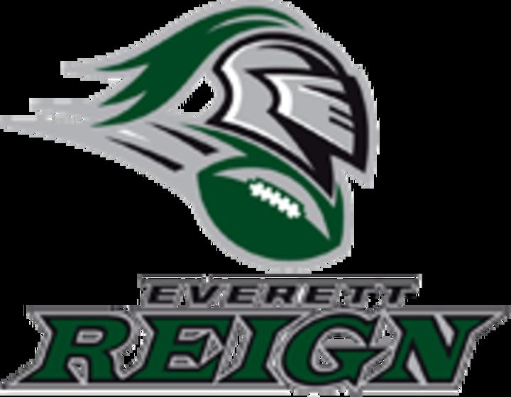 Everett Reign mascot