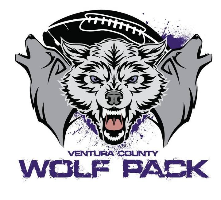 Ventura County Wolfpack mascot