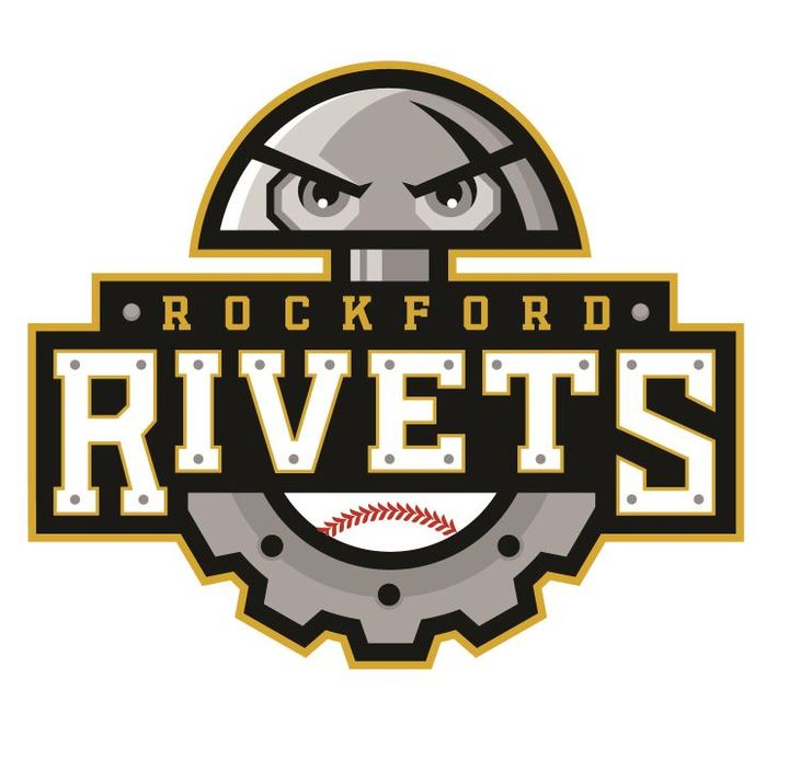 Rockford Rivets mascot