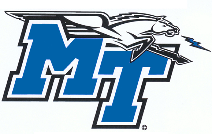 Middle Tennessee State mascot