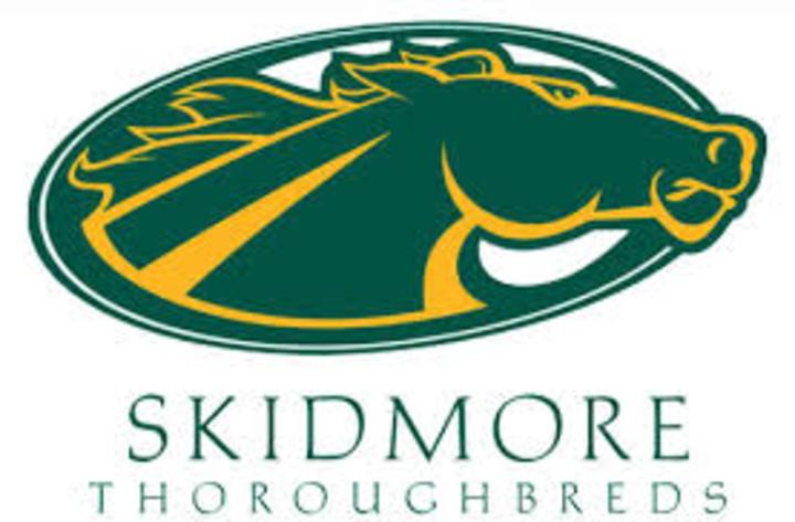 Skidmore College mascot