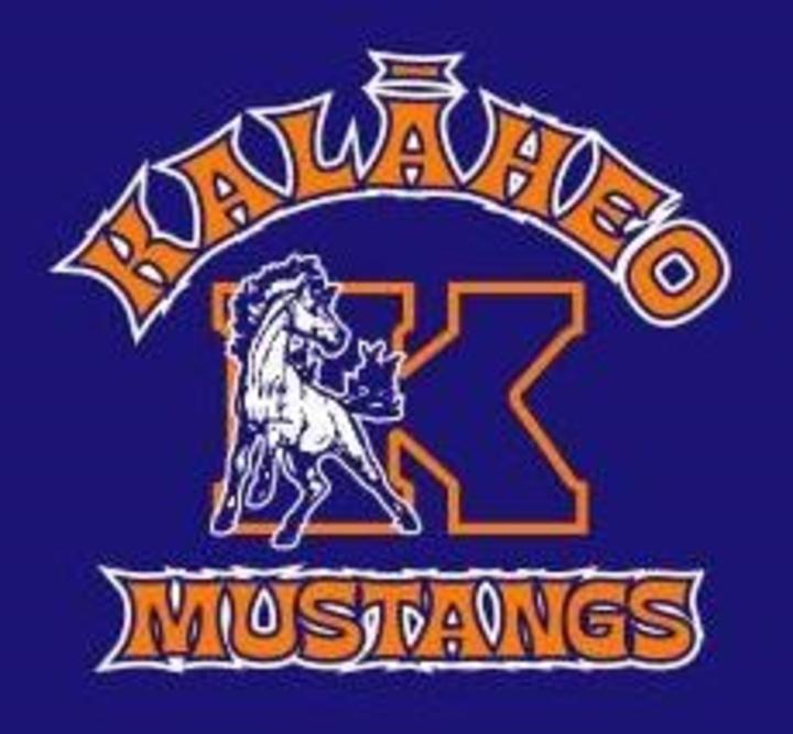 Kalaheo High School mascot