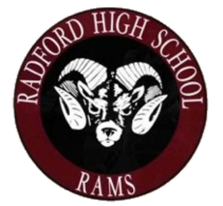 Admiral Arthur W  Radford High School mascot