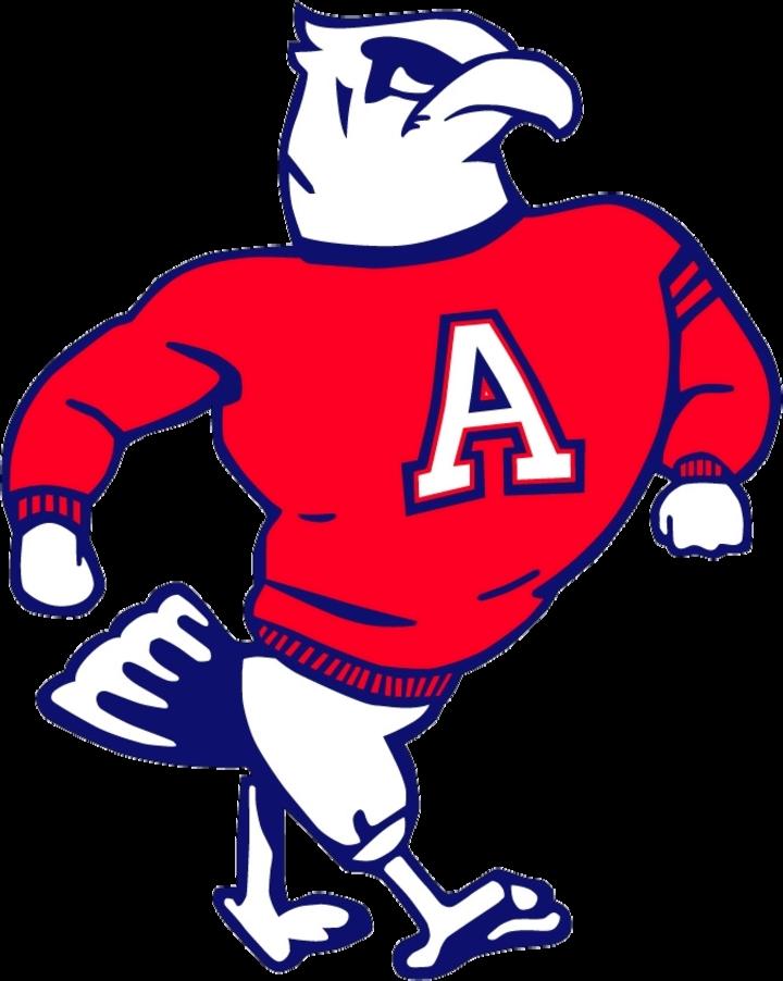 Adams High School mascot
