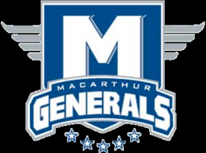 MacArthur High School mascot