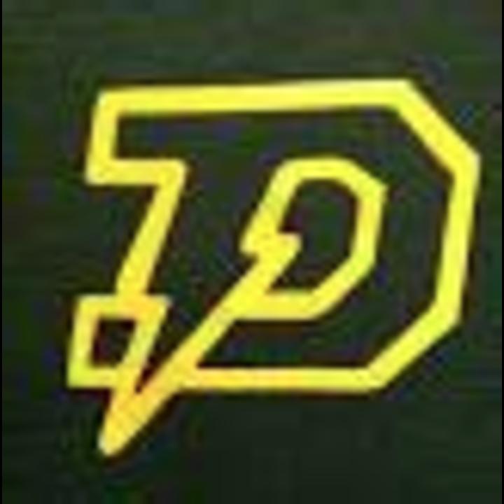 Dow High School mascot