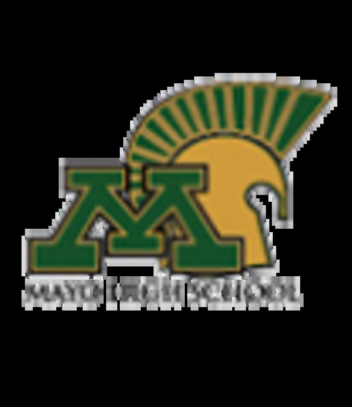 Mayo High School mascot