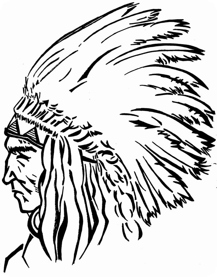 Mandan High School mascot