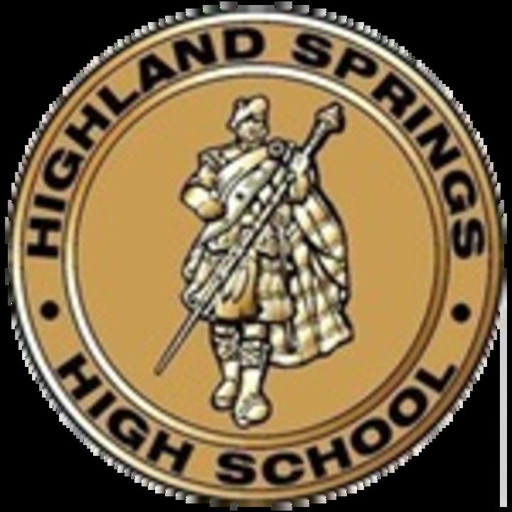 Highland Springs High School mascot