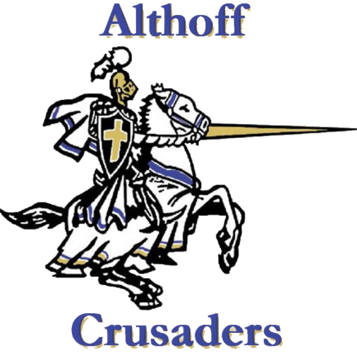 Althoff Catholic High School mascot