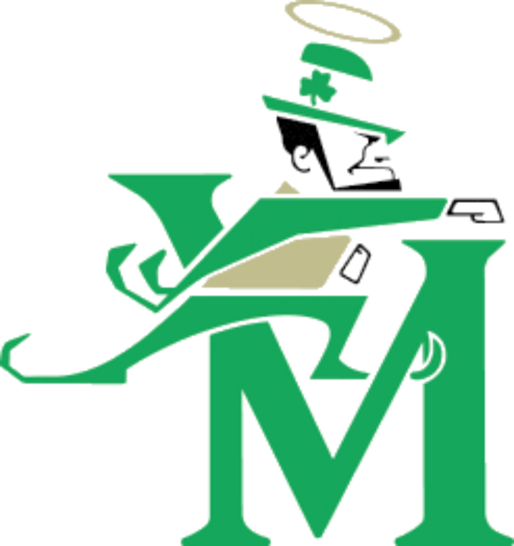 St Vincent-St Mary High School mascot