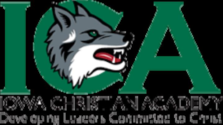Iowa Christian Academy mascot