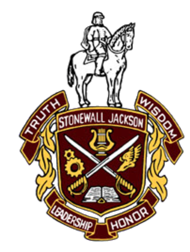 Stonewall Jackson High School mascot