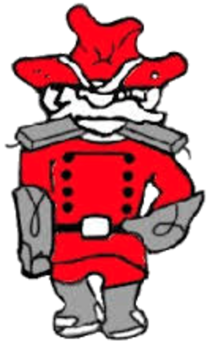Sioux Central High School mascot