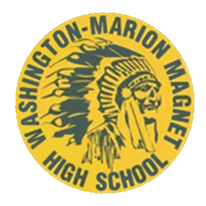 Washington-Marion High School mascot