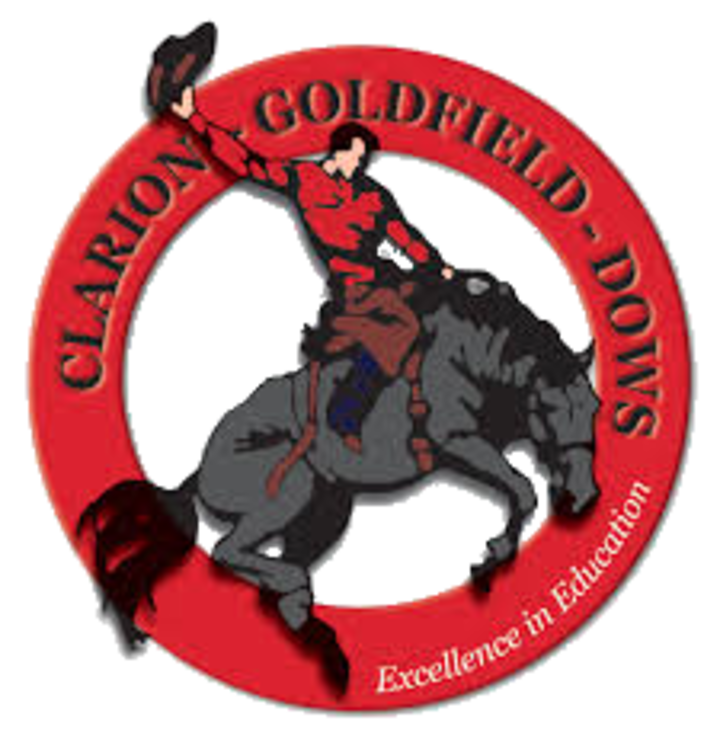 Clarion-Goldfield-Dows High School mascot