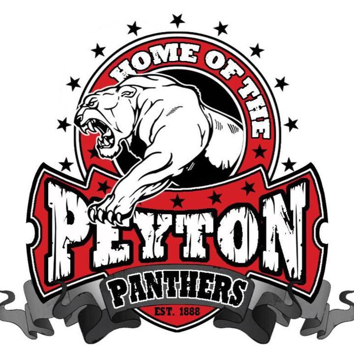 Peyton High School mascot