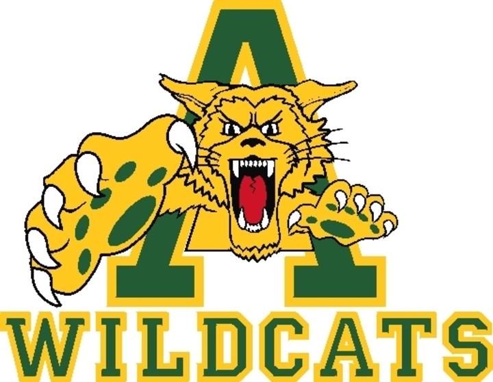 Aguilar High School mascot