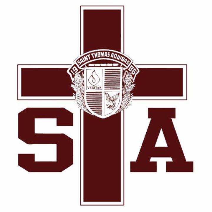 The St Thomas Aquinas Falcons Defeat The Holy Savior Menard Eagles 8