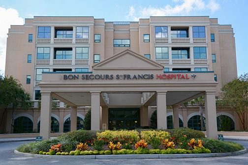 Bon Secour St Francis Hospital