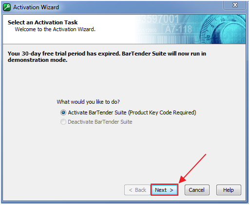bartender 2016 product key activation code free