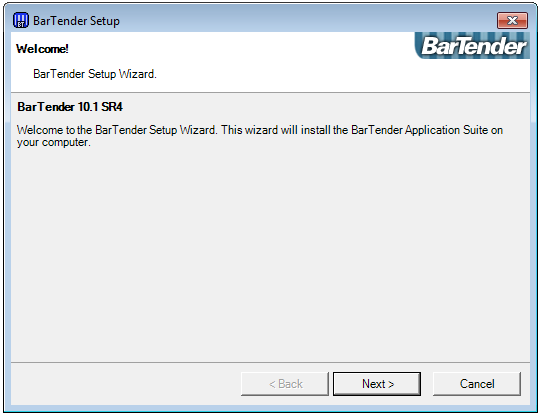 bartender enterprise automation patch with installation 2019