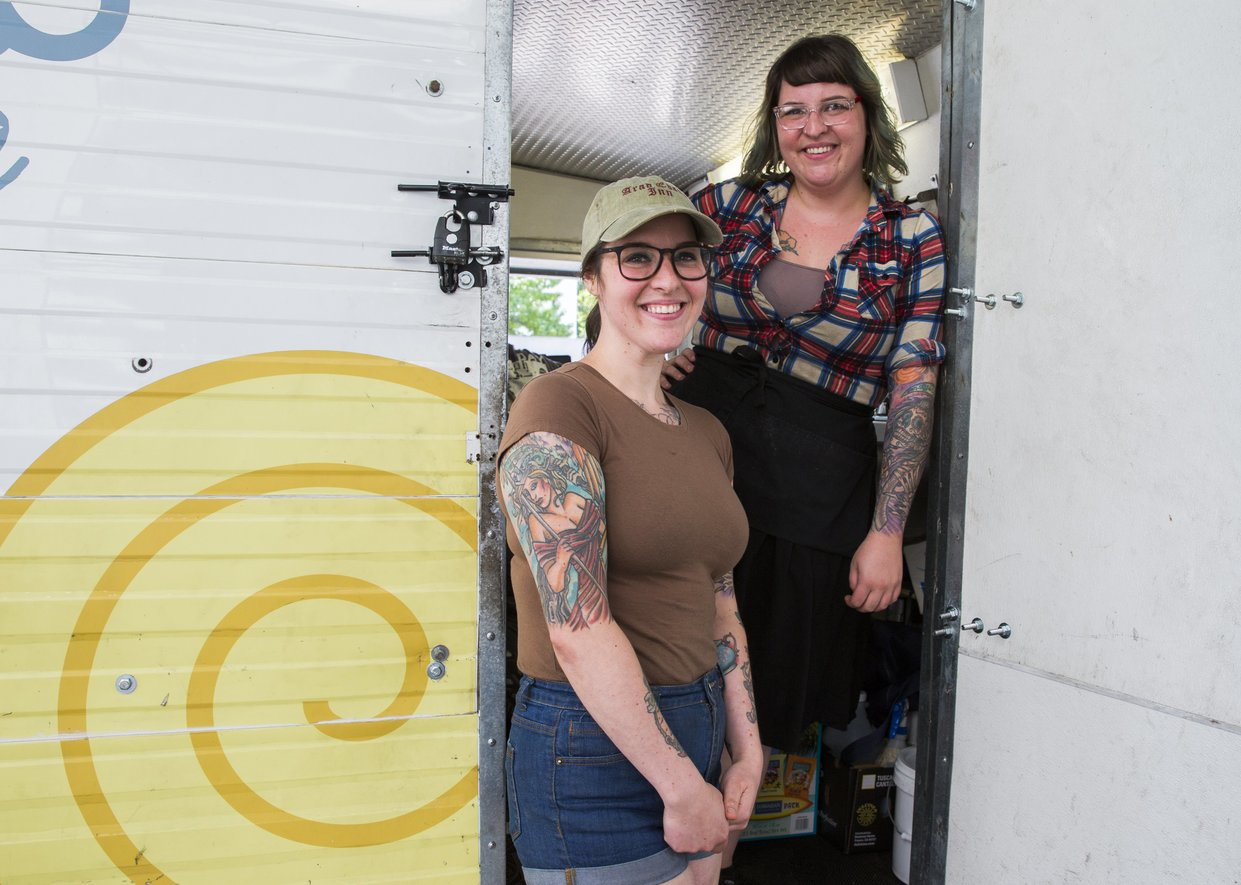 Food Truck Q&A: Anchor End Pretzel Shoppe