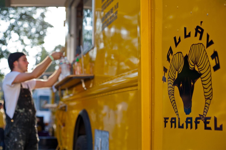 Food Truck Q&A: Hallava Falafel