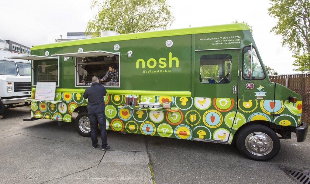 NOSH Food Truck