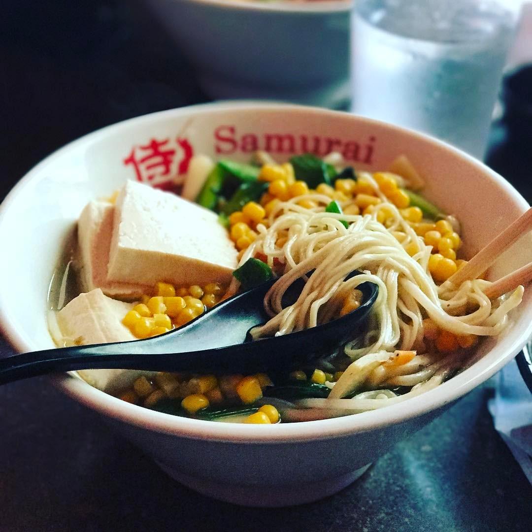 Samurai Noodle Food Truck
