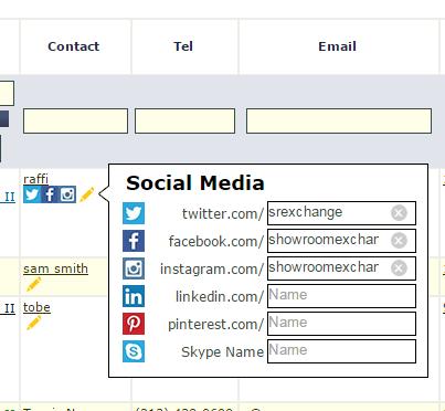 social media links 2