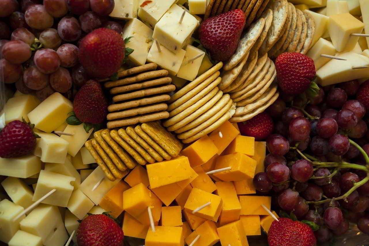 cheesy mindfulness