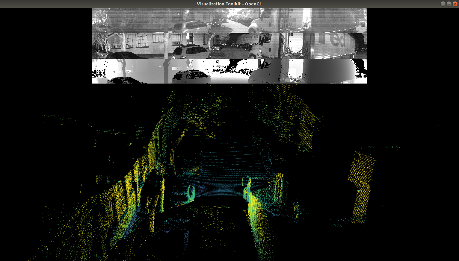 Simulating an Ouster OS-1 lidar Sensor in ROS Gazebo and RViz