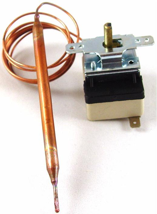 Wiring A Thermostat To A Light Bulb