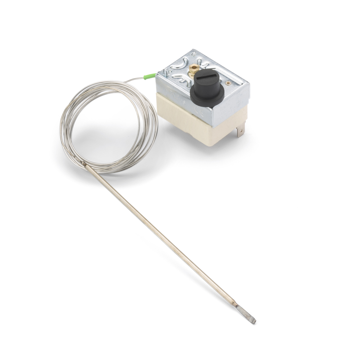 Manual Reset 30A Bulb and Capillary Thermostat