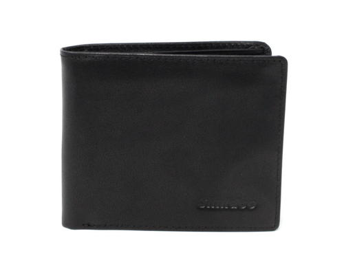 464541ab427d Details about Simideo Men's Wallet TOP-GRAIN Genuine Leather Wallet -  PRISTINE