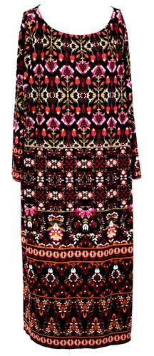 London Times Womens Plus Size 3//4 Sleeve Matte Jersey Shift Dress Dress