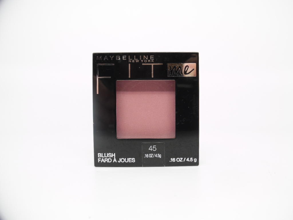 2 Pack - Maybelline New York Fit Me Blush, Mauve 0.16 oz