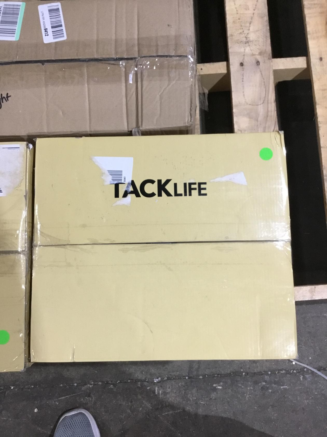 TACKLIFE Money Counter, Bill Counting Machine with UV/MG/IR Detection, Counterfeit Bill Detection, Batch Mode, 1,000 Notes Per Minute, LED Display - Doesn't Count Value of Bills MMC01