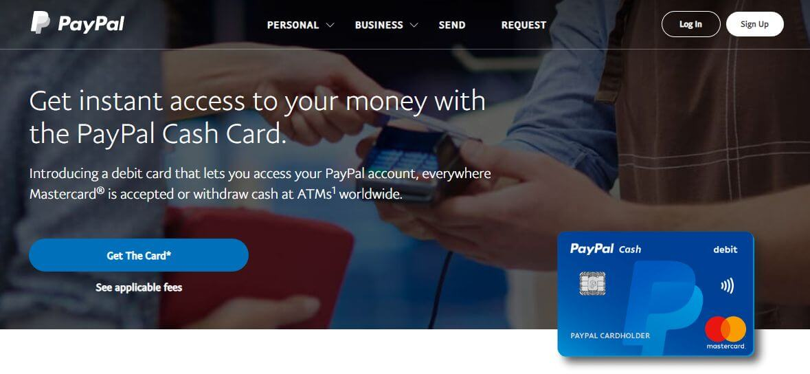 Can i pay for amazon products with paypal